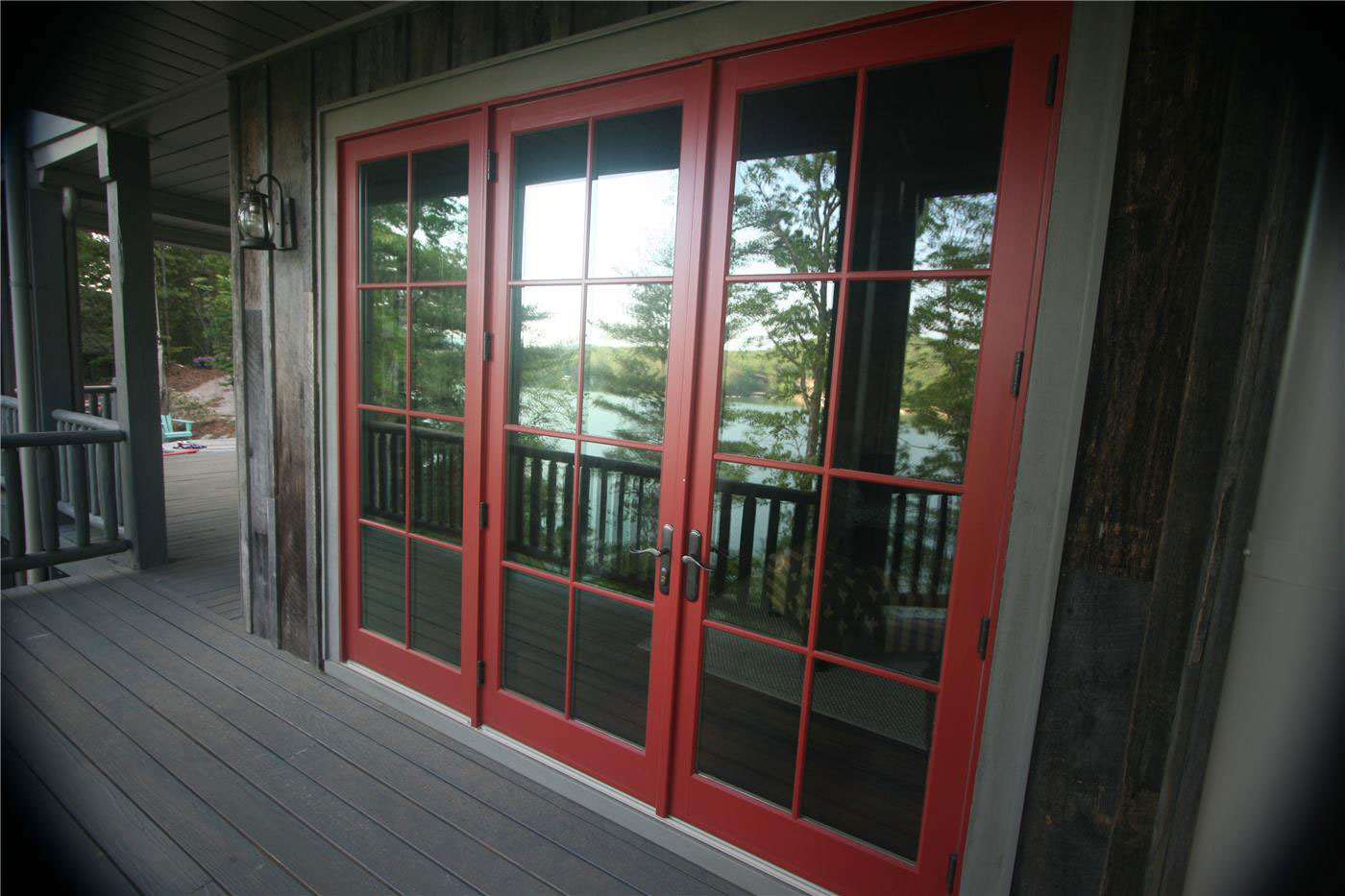 Doors lyndale glass for Marvin bi fold doors