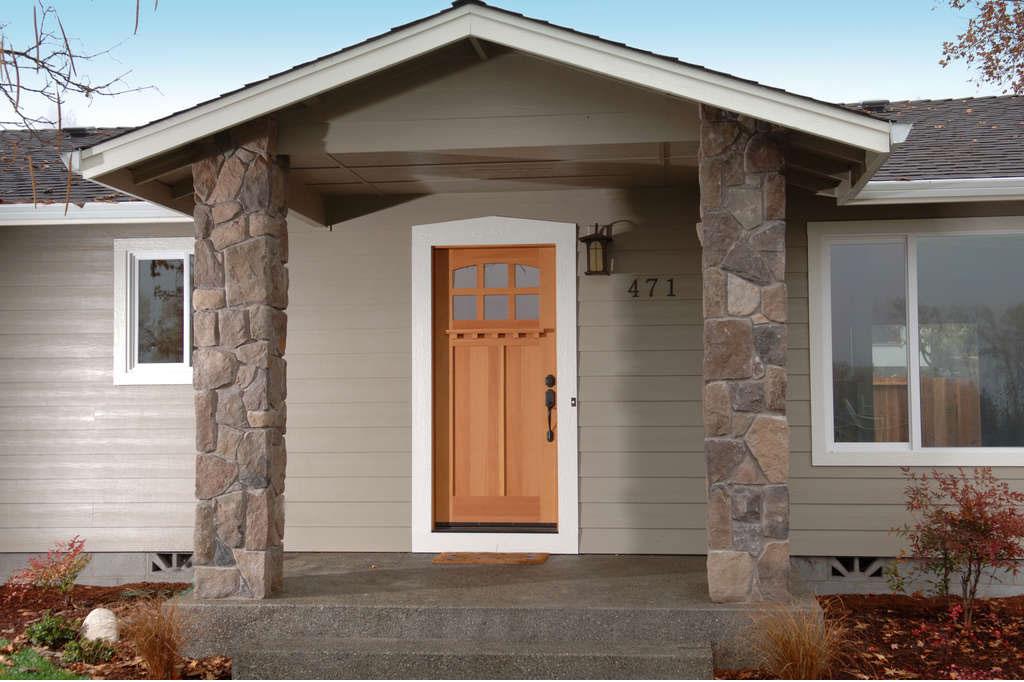 Doors lyndale glass for Front door johnson valley